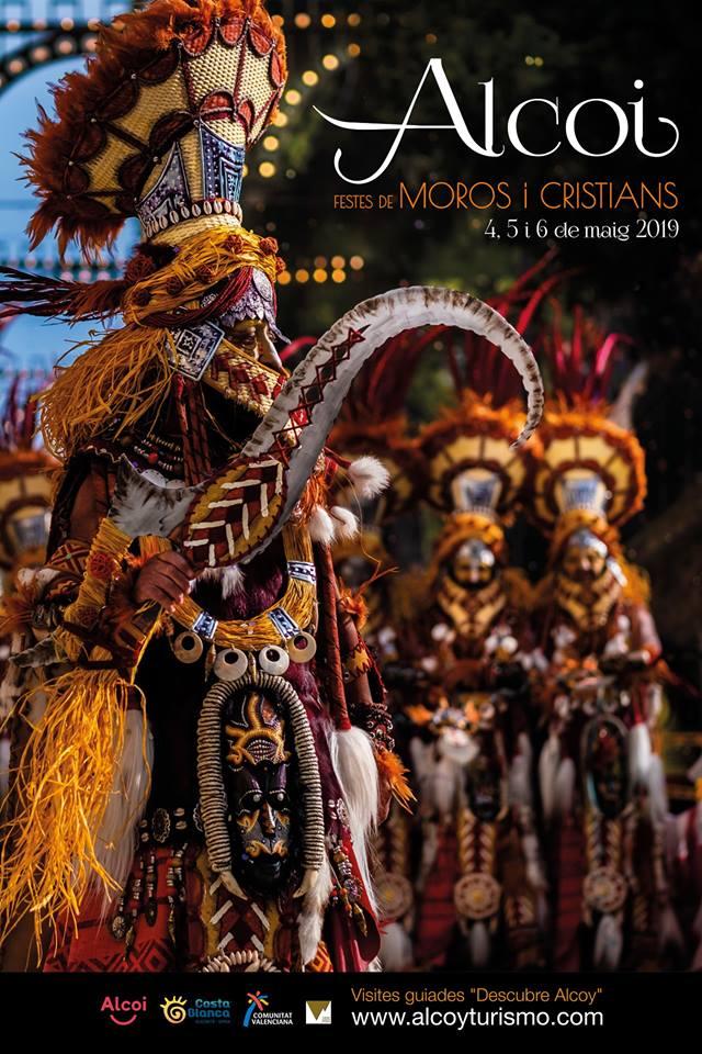 Visitas Guiadas Alcoy Moros y Cristianos 2019