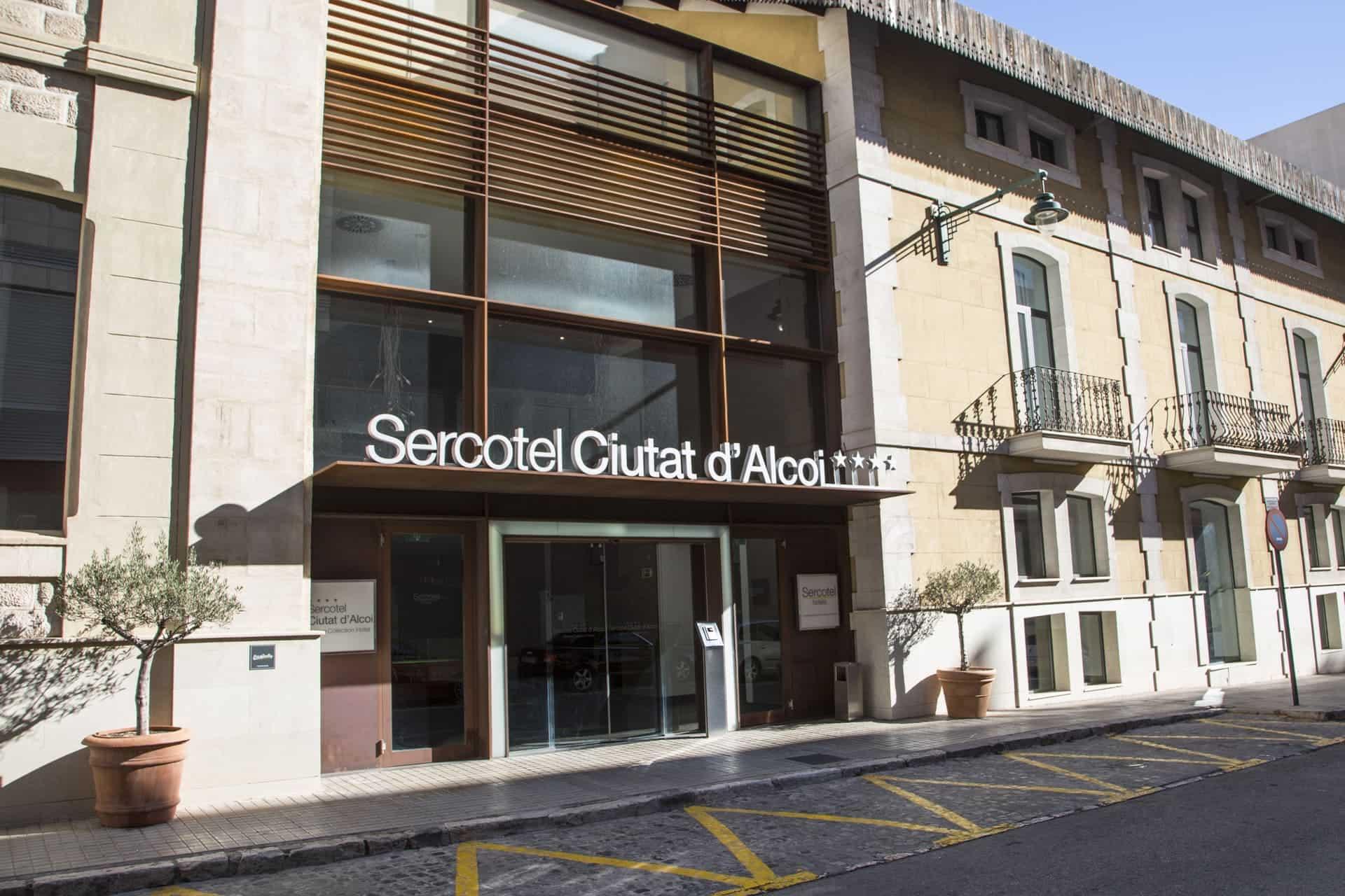 Sercotel Hotel Ciutat d'Alcoi
