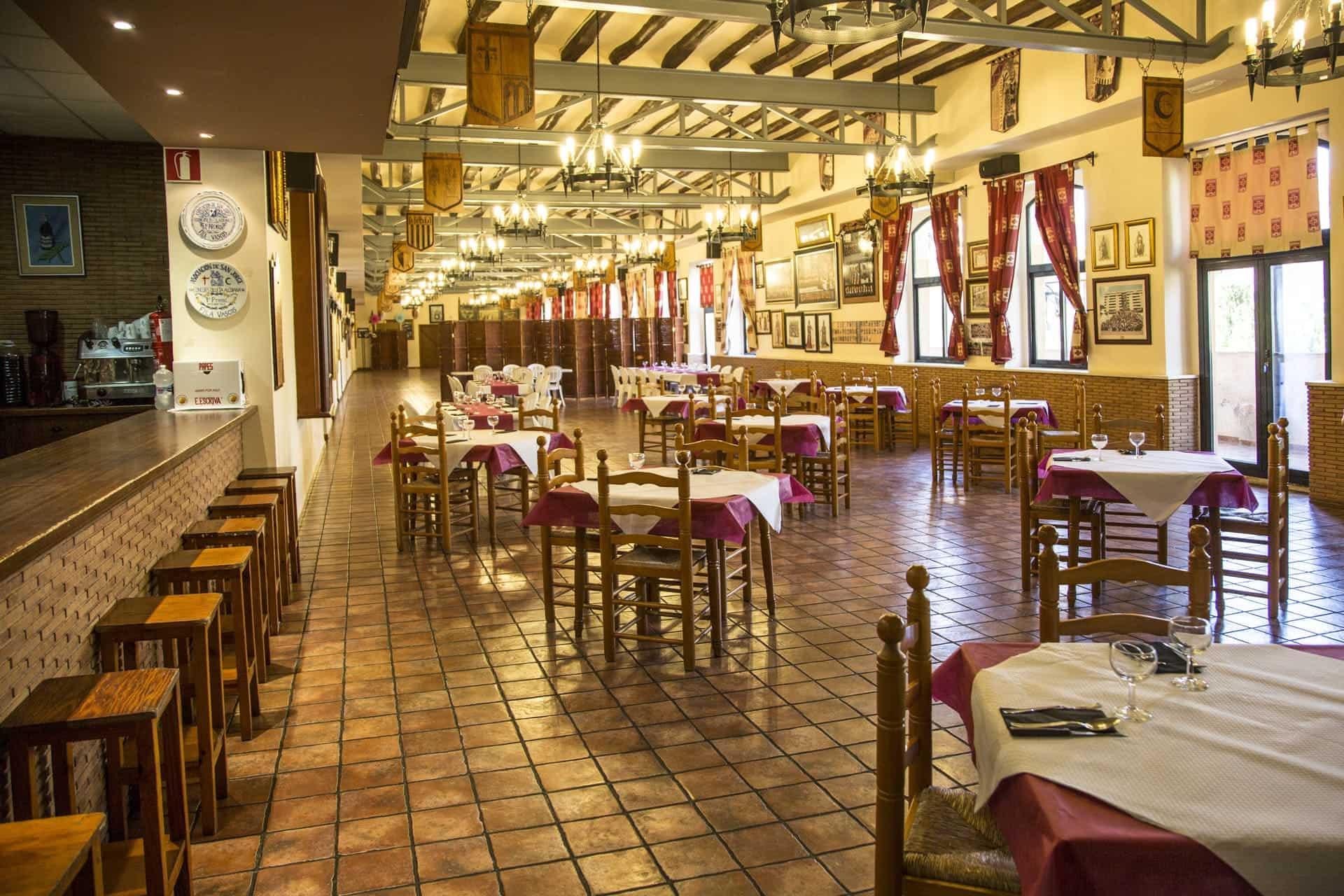 Restaurante Filá Vascos