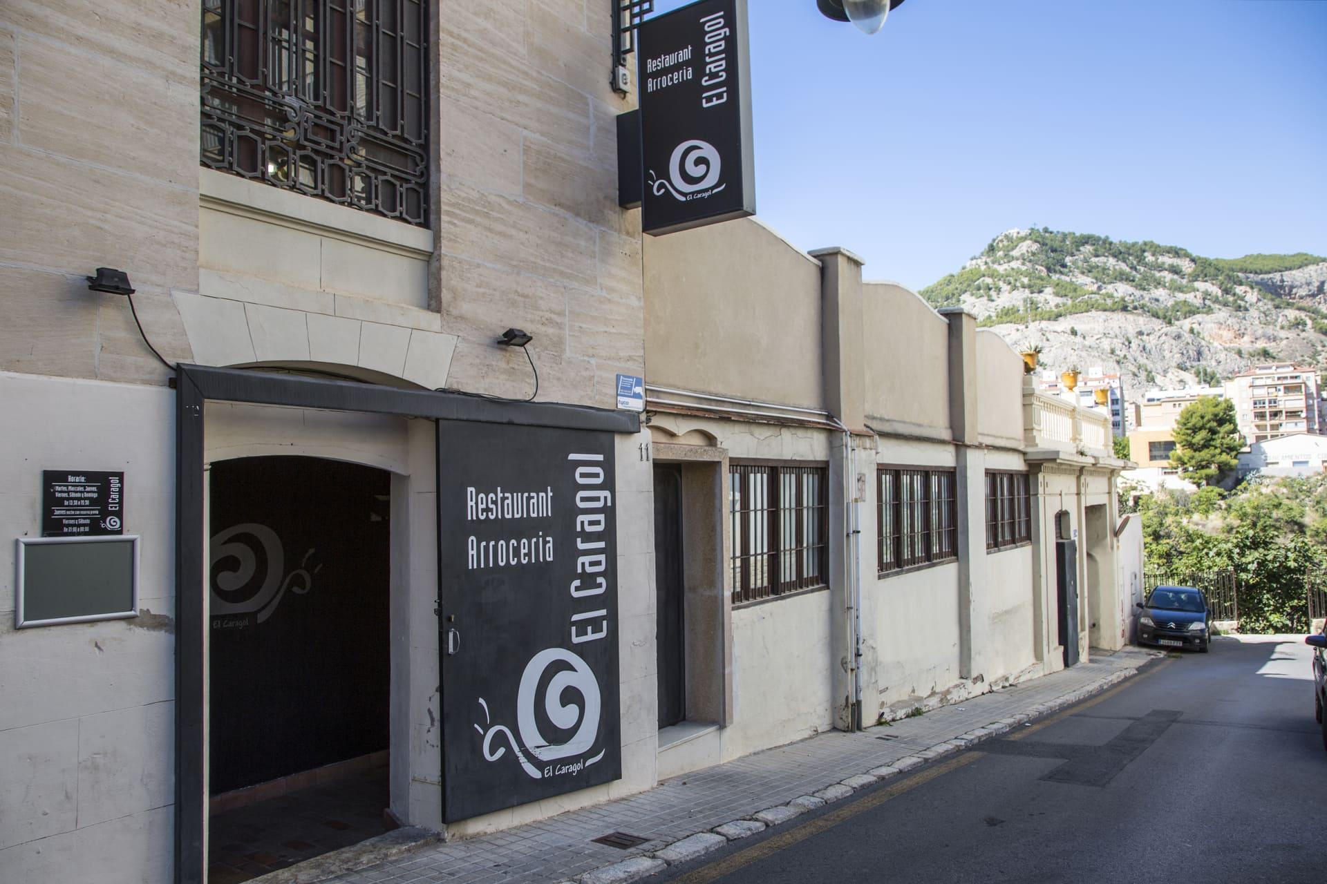 Restaurant Arroceria El Caragol