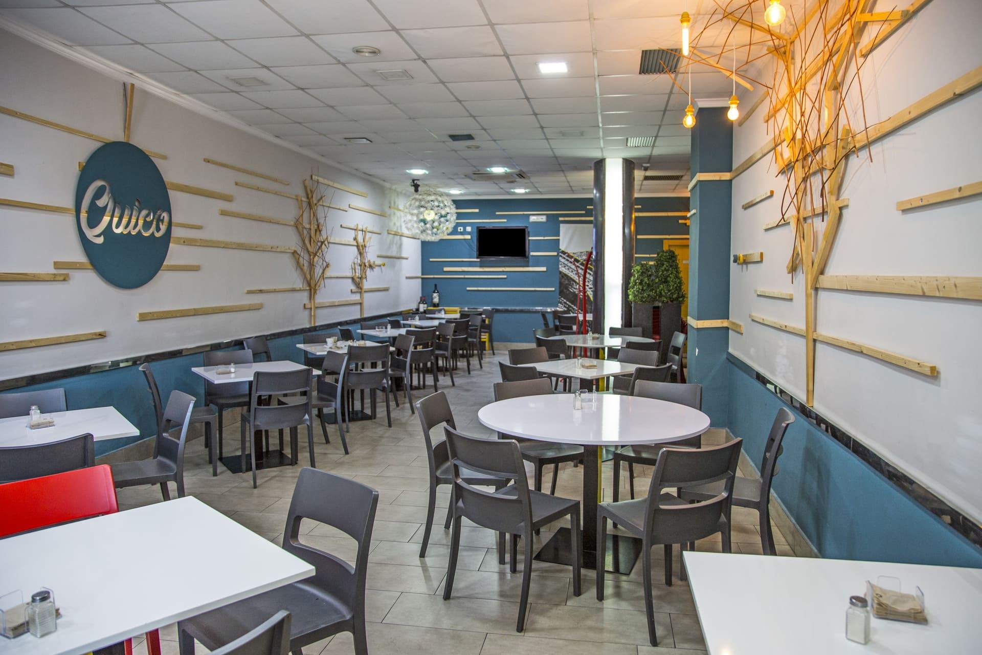 Cafetería Quico