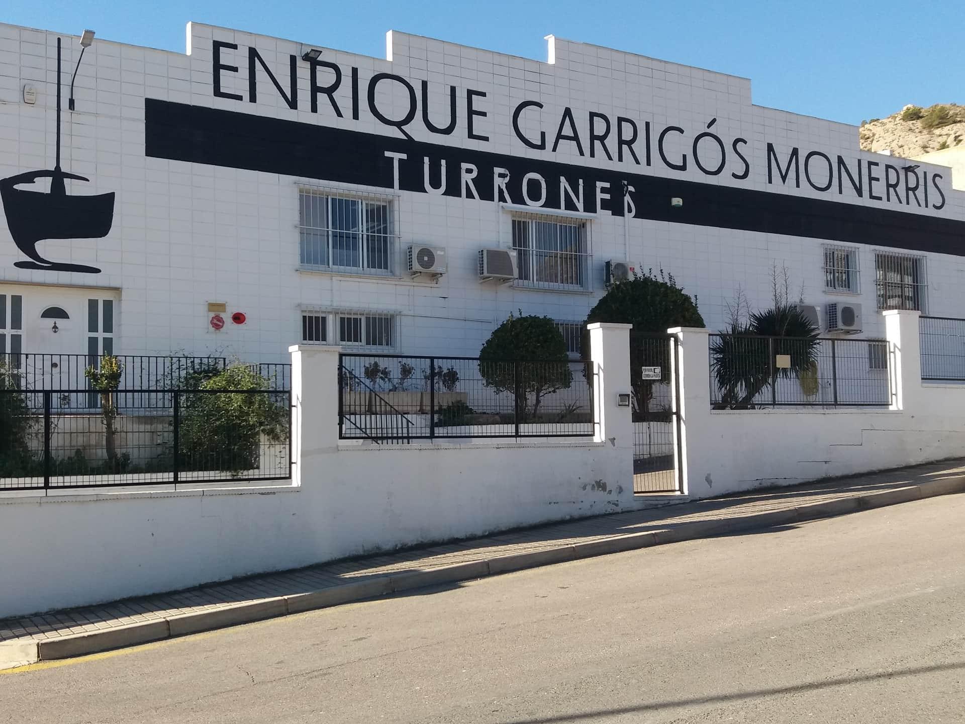 Turrones Enrique Garrigós Monerris S.A