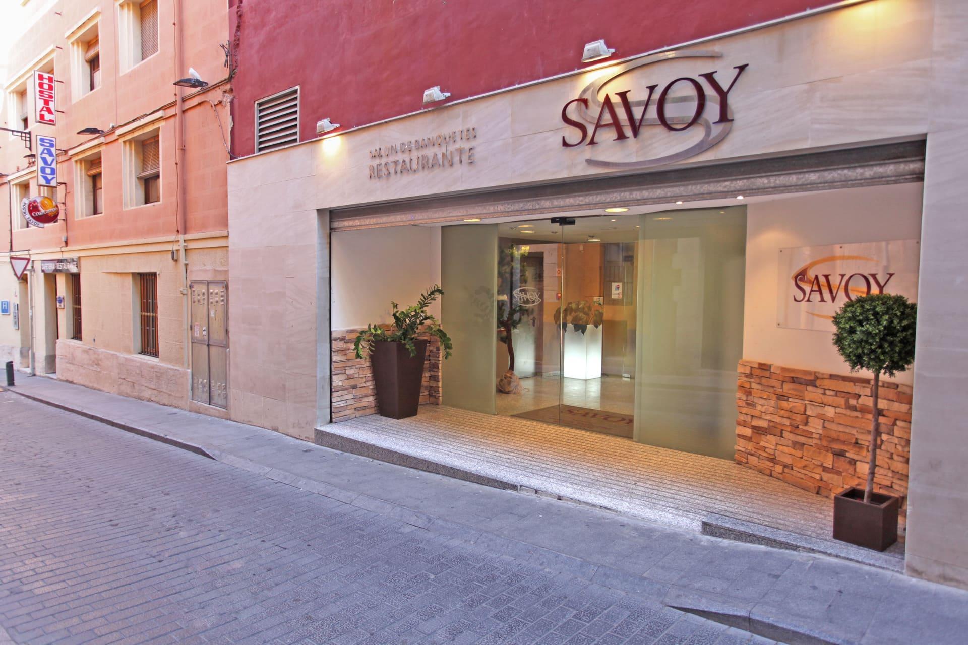 Restaurante Hostal Savoy