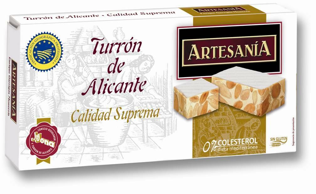 Turrón de Alicante Artesanía