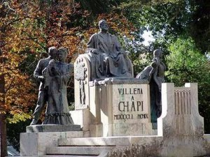 MONUMENT TO CHAPI