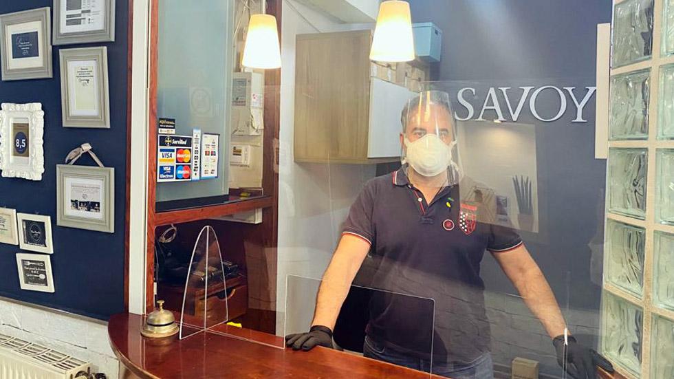 Hostal Savoy, asociado de Alicante Interior