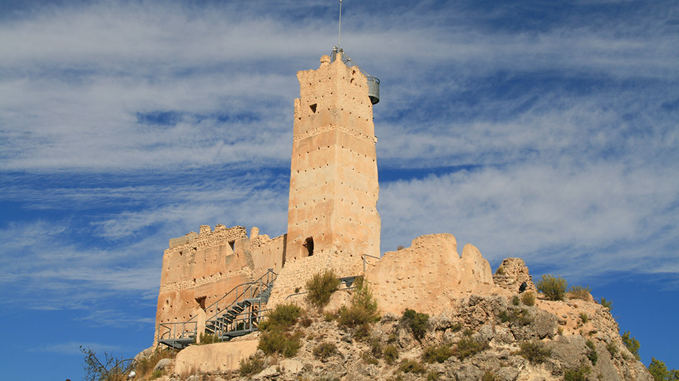 Castell Penella frontal